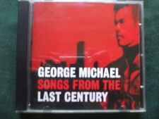 George Michael - Songs From The Last Century CD.Disc Is In VGC.