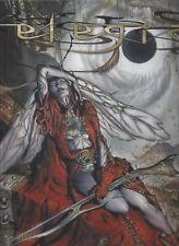 Elegia  Art of Saverio Tenuta HC  HEAVY METAL