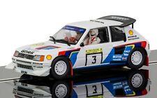 SALE - Scalextric Slot Car Peugeot 205 T16 C3751