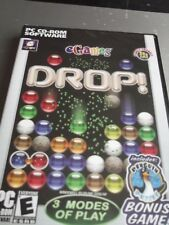eGames Drop! PC CD-ROM