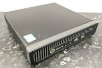 HP Elitedesk 800 G1 DM Desktop PC i5 4590T 8GB 500GB HDD Windows 10 Pro EG1702