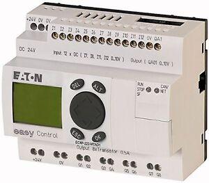 Kompaktsteuerung EC4P mitDisplay,24VDC,12DI