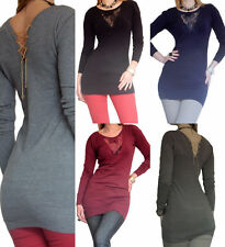 Hip Length Cashmere Medium Knit Women's Jumpers & Cardigans