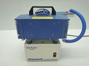 Savant GP110 Gel Pump w/ Antriebstechnik Vacuum Pump Motor