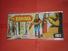 KINOWA STRISCIA DARDO 1°SERIE -I°-N° 21 -L1-PRIMA ESSEGESSE-STELLA D'ORO 1958