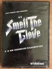 Whitelines Smell The Glove Deporte Invierno Snowboarding 16mm Rockumentary DVD