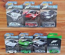 Hot Wheels 2017 FORZA MOTORSPORT Complete Set of 6 PLUS FORD FALCON CHASE