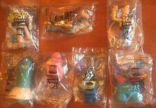 1996 Toy Story Disney 7 of 8 Toy Set Burger King Kids Club