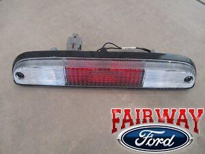 99 thru 04 F-250 F-350 OEM Ford 3rd Center Brake Lamp w/ Load Compartment Light