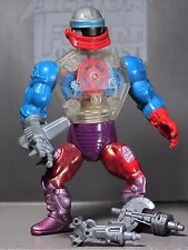 ROBOTO vtg 1985 He-Man Master Universe HEROIC MotU COMPLETE Action Figure ROBOT