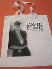 David Bowie Loving The Alien Promo / Promotional Only Record Lp Tote Rare