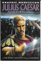 Julius Caesar #1 2005 NM TPB 1St. Print Rosen Comics Free Bag/Board