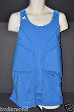 New Adidas Pad Tank top Techfit Aqua 3Xt 3Xl basketball padded shirt New $70