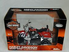 2006 DCP HARLEY DAVIDSON ROAD KING MOTORCYCLE 1/12 DIECAST REPLICA
