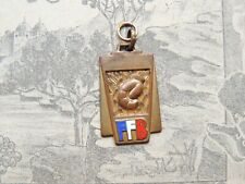 Médaille Pendentif FFB Champion Nord Ouest Mi Lourd 1946 fédération Boxe