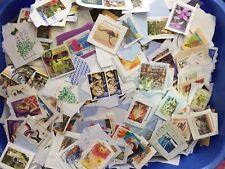 KILOWARE 500 Used Australian Stamps on Paper Australia