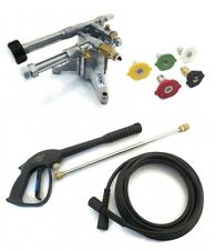2400 psi AR POWER WASHER PUMP & SPRAY KIT for Karcher Generac Campbell Hausfeld