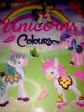 Malbuch für Kinder mit Malvorlagen ausmalen lernen #110 Colors Flamingos