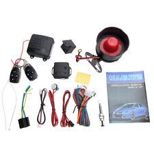 Hiwowsport Auto Car Start Starter & Car Alarms Security System 12V 30m - 100m