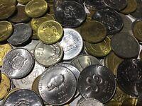 100 Gramm Restmünzen/Umlaufmünzen Somalia