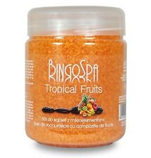 BingoSpa Tropical Fruit Bath Salt with Microelements 550g