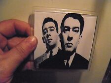 SET OF 4     KRAY TWINS     DRINK COASTERS  HAVE A DRINK ON THE TWINS !