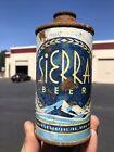 1930s SIERRA Beer Lo Pro Cone Top Beer Can IRTP Reno Brewing, Nevada