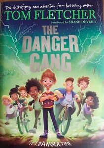 The Danger Gang - Tom Fletcher - Hardback