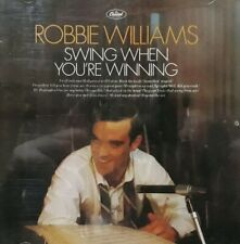 Robbie Williams-Swing When You're Winning CD.2001 Chrysalis 724353682620.