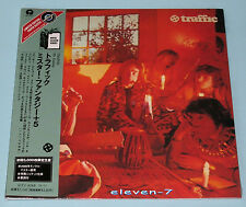 Traffic Mr. FANTASY Japon MINI LP CD phasedepleinecapacitéopérationnelle Steve Winwood Brand New & STILL SEALED