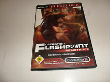PC  Operation Flashpoint - Resistance Add-On
