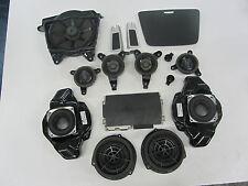 AUDI A8 4H Bose Sound System Verstärker Amplifier SET 4G0 035 223 A 4G0035223A