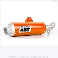 HMF Kawasaki KFX 400 Orange Slip On Exhaust Muffler Pipe 2003 2004 2005 2006