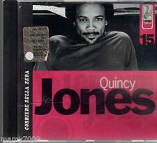 CD=I grandi del jazz=Quincy Jones=n°15 della collana =Corriere della sera=2002
