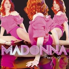 MADONNA Hung Up w MIXES NEW CD STUART PRICE BILL HAMEL TRACY YOUNG Chus Ceballos