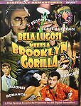 Bela Lugosi Meets a Brooklyn Gorilla NEW DVD FREE SHIPPING!!!