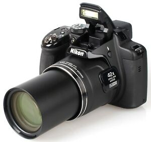 Paranormal Ghost Hunting UFO Equipment - Full Spectrum Night Vision Nikon P530