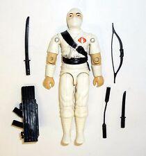 GI JOE STORM SHADOW Vintage Action Figure Cobra COMPLETE 3 3/4 C9 v1 1984