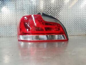 BMW 1 SERIES LEFT TAILLIGHT E82/E88, COUPE/CABRIO, STANDARD, 03/11-09/13