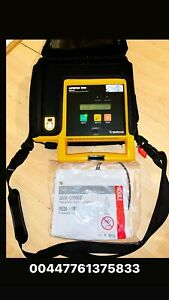 Medtronic Lifepak 500 AED In Perfect Condition With Battery & Electrode & Bag