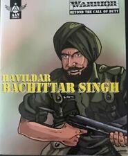 More details for sikh comic book havildar bachittar singh history india hero