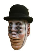 Halloween Vertigo Deluxe Edition Adult Latex Deluxe Mask Haunted House NEW
