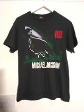 Michael Jackson 1988 Pepsi Bad Tour T-Shirt Vintage 1980's Music Memorabilia