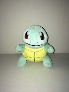 "Pokemon 2015 Tomy 7"" Plush Doll -- Squirtle"