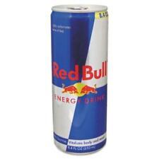 Red Bull Gmbh 99124 Energy Drink, Original Flavor, 8.4 Oz Can, 24/carton