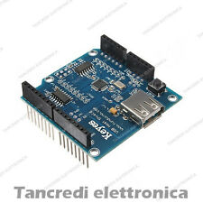 New USB HOST Shield Arduino Android V2.0 UNO MEGA2560 Google ADK Functions