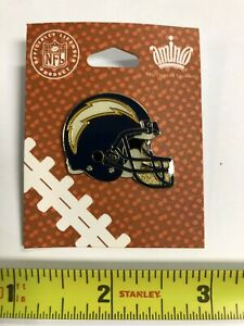 VINTAGE SAN DIEGO CHARGERS HELMET COLLECTOR'S HAT LAPEL PIN FREE SHIP