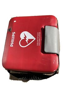 Phillips Heartstart FR3 ECG AED with QCPR, Long Date Pads, Tough Cuts, Razor
