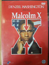 MALCOM X DENZEL WASHINGTON  DVD NEUF SOUS CELLOPHANE