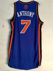 Adidas REVOLUTION 30 AUTHENTIC NBA New York Knicks CARMELO ANTHONY BLUE XL